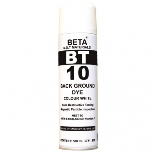 BT-10 Back Ground Dye Sprey